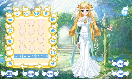 Dress Up Angel Avatar Anime Games goodtube screenshots 1