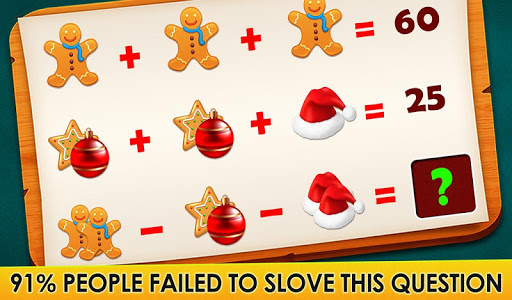 Brain Maths Puzzle screenshots 2