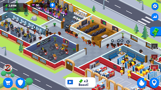 Idle Firefighter Tycoon 1.21 Screenshots 6