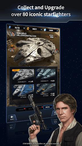 Star Warsu2122: Starfighter Missions 1.06 screenshots 11