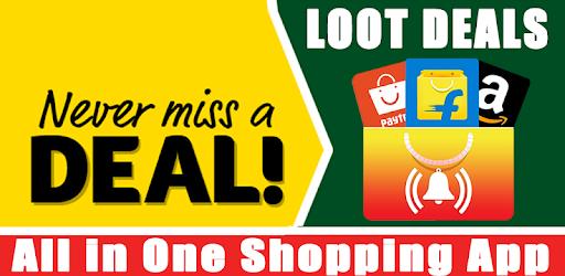 Prilozheniya V Google Play Sale Alert All In One Shopping Loot Alert