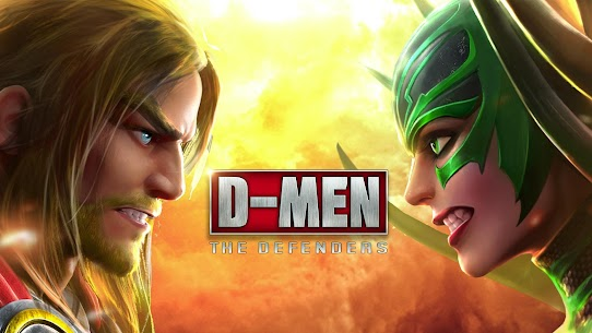 D-MEN:The Defenders 2.0.000 1