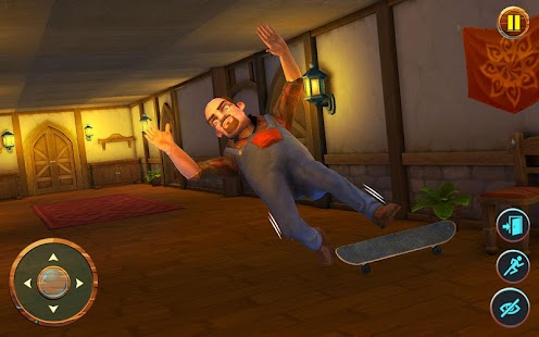 Scary Stranger 3D Screenshot