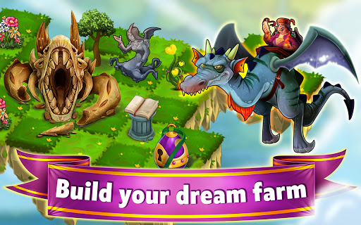 Dragon Land - Merge, Collect & Evolve Dragons! screenshots 17
