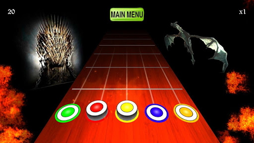 Guitarist : guitar hero battle - Guitar chords 5.0 Screenshots 7