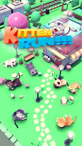 Kitten Run 1.0.7 screenshots 1