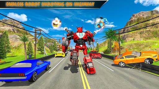 Monster Truck Racing Games: Transform Robot games 1.4 com.mizo.monster.truck.games apkmod.id 4
