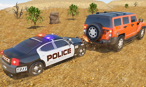 Offroad Jeep Prado Driving – Police Chase Games Game Hack & Cheats 2