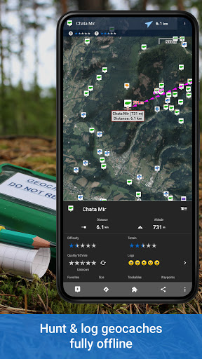 Locus Map 4: Hiking&Biking GPS navigation and Maps apktram screenshots 5