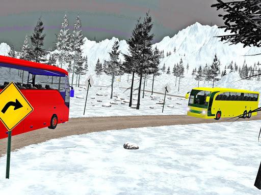 Tourist Coach Sim - Off-road Bus Transport Driver 1.0 screenshots 1