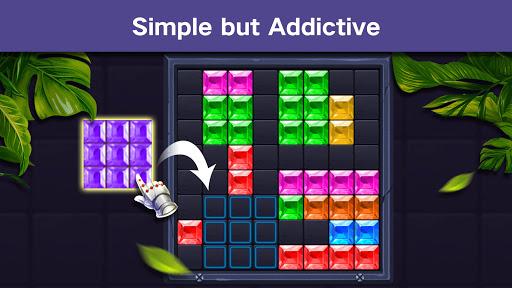 BlockPop- Classic Gem Block Puzzle Game  screenshots 1