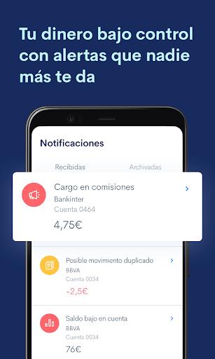 Fintonic | Cuenta Online y Finanzas Personales apktram screenshots 4