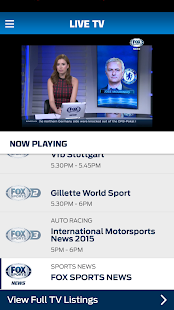 FOX Sports Asia Screenshot