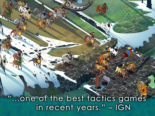 Banner Saga 2 modavailable screenshots 8