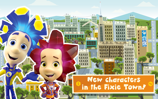 The Fixies Town Games for Kids! Girl and Boy Games screenshots 15