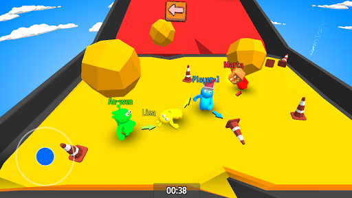 Catch Party: 1 2 3 4 Player Games 1.5 Screenshots 4