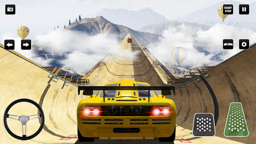Ramp Cars stunt racing 2020: 3D Mega stunts Games  screenshots 14