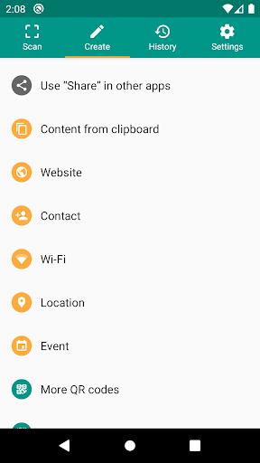 QR & Barcode Reader android2mod screenshots 6