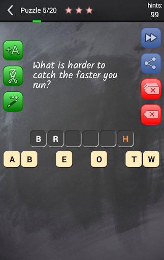 Word Quiz: Riddles apkmartins screenshots 1