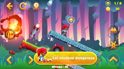 Code Triche Tricky Liza Jeu De Plateforme D'aventure 2D (Astuce) APK MOD screenshots 3