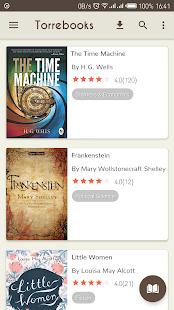 Torrebooks Torrent E-Book-Reader