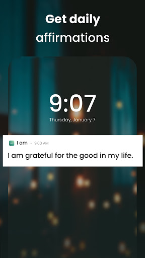 Download APK: I am – Daily affirmations reminders for self care v3.7.2 [Premium]