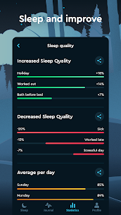 Sleep Cycle: Sleep analysis Mod Apk (Premium Unlocked) 3.14.0.5074 6