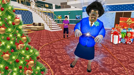 Scary Evil Teacher Games: Neighbor House Escape 3D modavailable screenshots 13