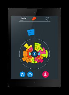 Color Disc – Circle Block Puzzle
