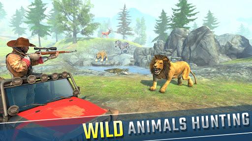 Wild Animal Hunting 2021: Best Shooting Games FPS  Screenshots 2