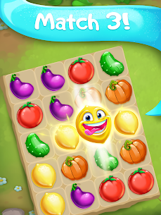 Funny Farm match 3 Puzzle game! 8