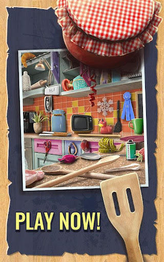 Hidden Objects Kitchen Cleaning Game screenshots 4