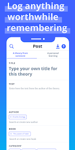 Theoriq - Ideas from the brightest minds