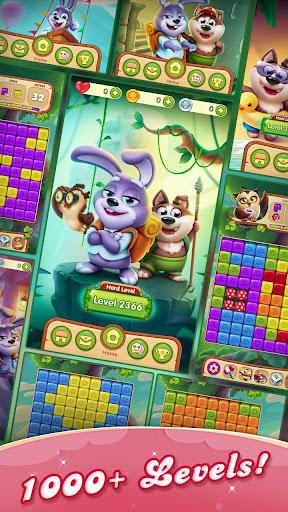 Puppy Blastu2122ufe0f - pets puzzle adventure 1.0.39.368 screenshots 2