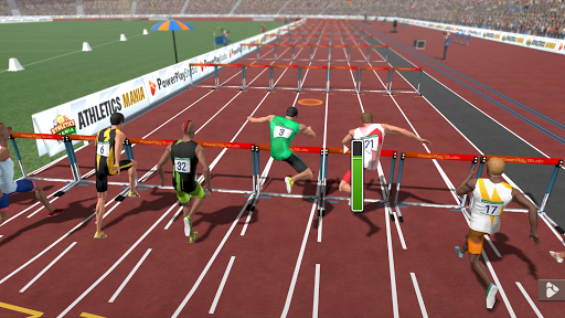 Athletics Mania: Track & Field Summer Sports Game Apkfinish screenshots 1