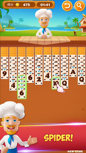 Solitaire 5 in 1 android2mod screenshots 7