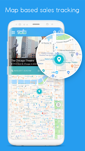 Sales Reporting, GPS Employee Tracking, Attendance screenshots 1
