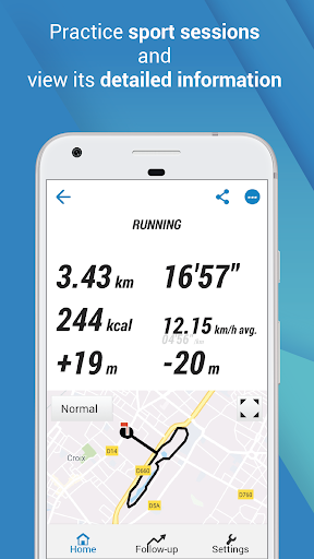 Decathlon Coach - Sports Tracking & Training android2mod screenshots 4