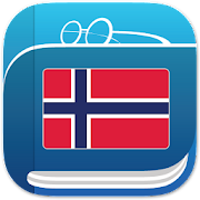 App Icon for Norwegian Dictionary App in Italy Play Store