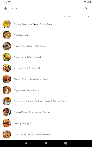 Diet Recipes 5.77 screenshots 18