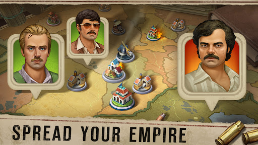 Narcos: Cartel Wars. Build an Empire with Strategy  screenshots 4
