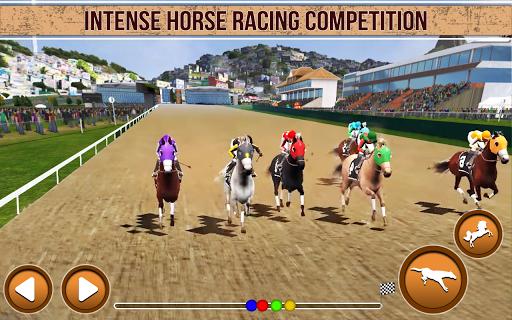 horse racing  : derby horse racing game screenshot 3