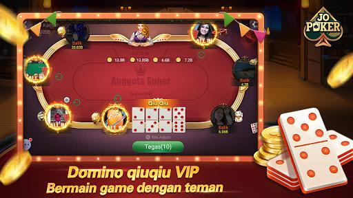 JOJO Texas Domino Gaple QiuQiu Slots Free Game 1.5.1 Screenshots 6
