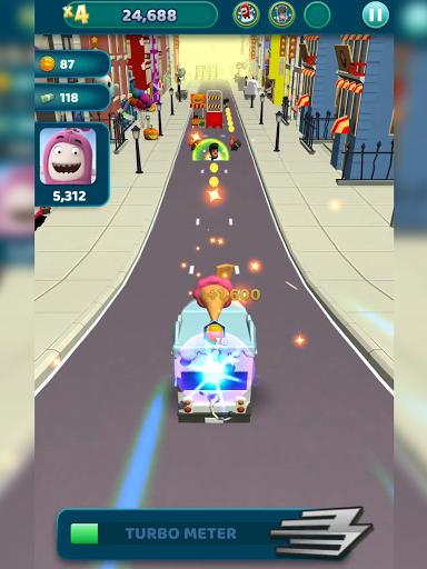 Oddbods Turbo Run 1.9.0 Screenshots 16