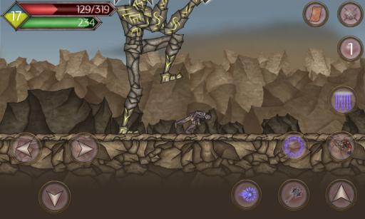 Runic Curse Demo  screenshots 12