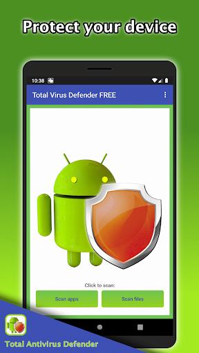 Total Antivirus Defender FREE 2.6.0 screenshots 1