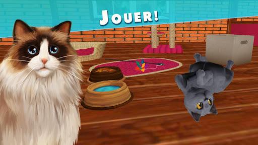 Pet Hotel – Mon hôtel pour animaux mignons APK MOD – ressources Illimitées (Astuce) screenshots hack proof 2