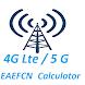 5G NR/4G LTE Frequency-ARFCN Calculator