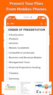 Fast PDF Converter and PDF Reader Screenshot