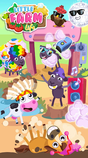 Little Farm Life - Happy Animals of Sunny Village  Screenshots 8